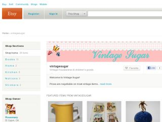 Shop at vintagesugar.etsy.com