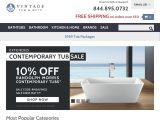 Browse Vintage Tub