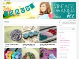 Vintagewannabeeshop Coupon Codes