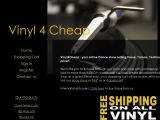 Vinyl4cheap.com Coupon Codes