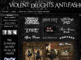 Browse Violent Delights