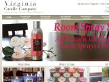 Browse Virginia Candle