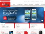 Browse Virgin Mobile Australia