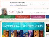 Browse Vision Forum