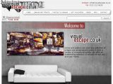 Browse Visual Escape Canvas Art