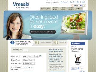 Shop at vmeals.com