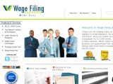 Browse Wage Filing Supplies