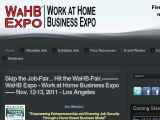 Work at  Business Expo ---WaHB Expo ---         San Diego -- March... Coupon Codes