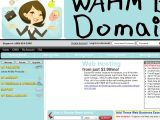 Wahmbizdomains.com Coupon Codes