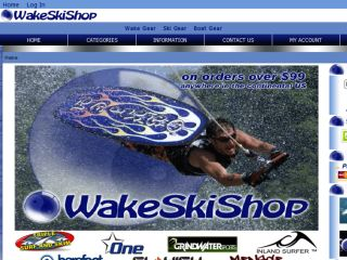 Shop at wakeskishop.com