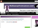 Walkawayfromcancer.com Coupons