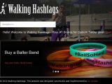 Walkinghashtags.com Coupons