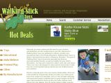 Browse Walking Stick Toys