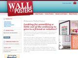 Wallofposters.com Coupons