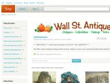 Wallstantiques.etsy.com Coupons