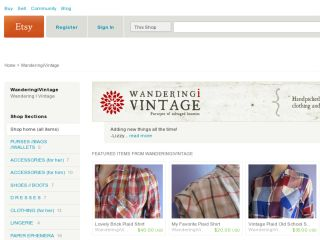 Shop at wanderingivintage.etsy.com
