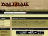 Want2vape.com Coupon Codes
