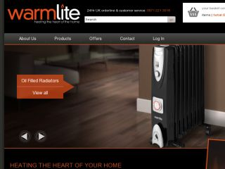Shop at warmliteheating.co.uk