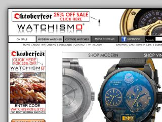 Shop at watchismo.com
