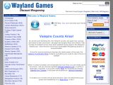 Browse Waylandgames
