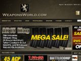 Browse Weapons World