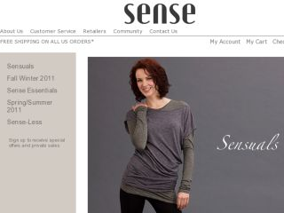 Shop at wearsense.com