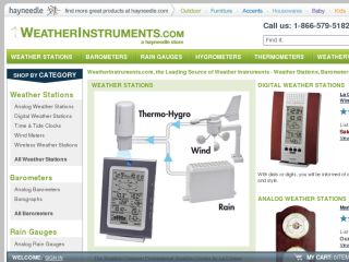 Shop at weatherinstruments.com