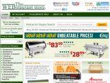 Browse Webstaurantstore