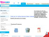Browse Weecare Diaper Company
