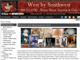 Browse West By Southwest Decor
