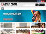 Browse Wetsuit Centre