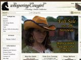 Browse The Whispering Cowgirl