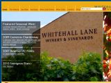 Browse Whitehall Lane Winery