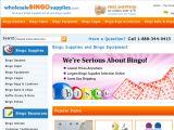 Browse Wholesale Bingo Supplies