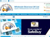 Browse Wholesale Clearance Uk Ltd