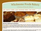 Browse Wholesome Foods Bakery