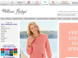Shop at willowridgecatalog.com