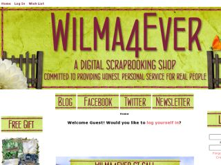 Shop at wilma4ever.com