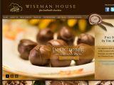Browse Wiseman House Chocolates