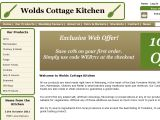 Browse Wolds Cottage Kitchen
