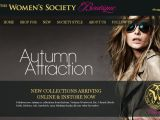 The Women's Society Boutique Coupon Codes