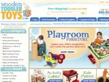 Woodentoddlertoys.com Coupon Codes