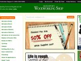 Browse Klingspor's Woodworking Shop