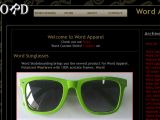 Browse Word Apparel