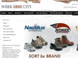 Browse Work Shoe City