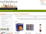 Browse World-Specialties