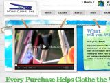 Browse World Clothes Line
