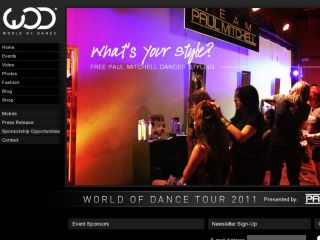 Shop at worldofdancetour.com