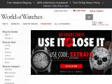Worldofwatches.com Coupon Codes