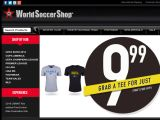 World Soccer Shop Coupon Codes